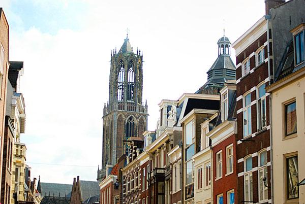 Photo of buildings in Utrecht