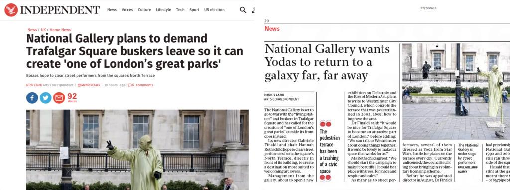 The Independent Headlines