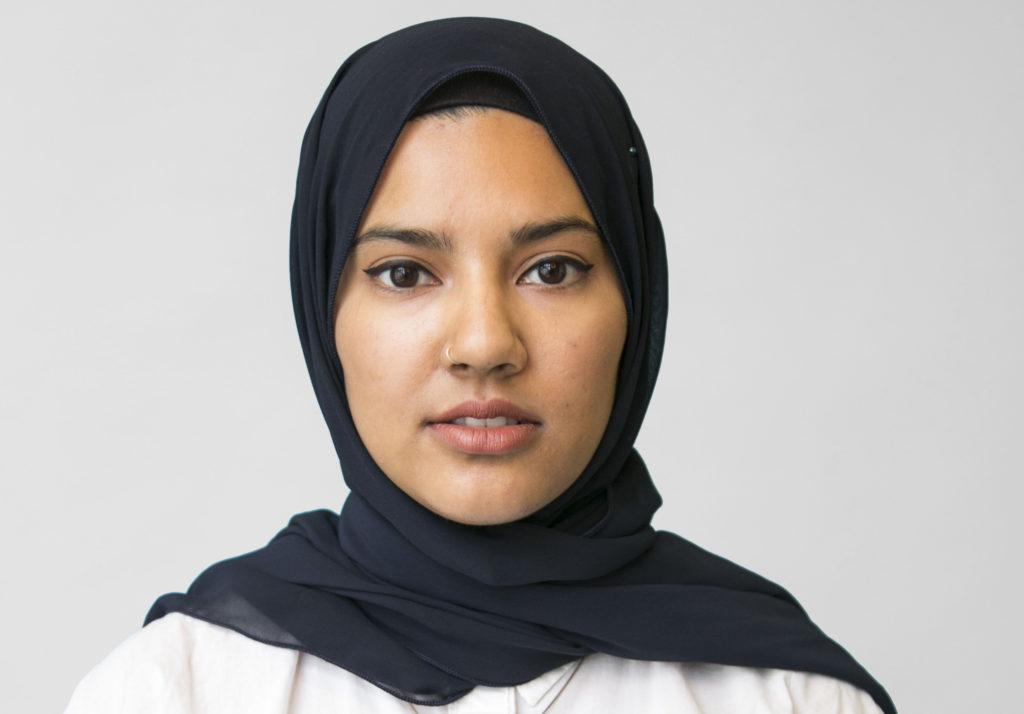 Aisha gang women in journalism under 30