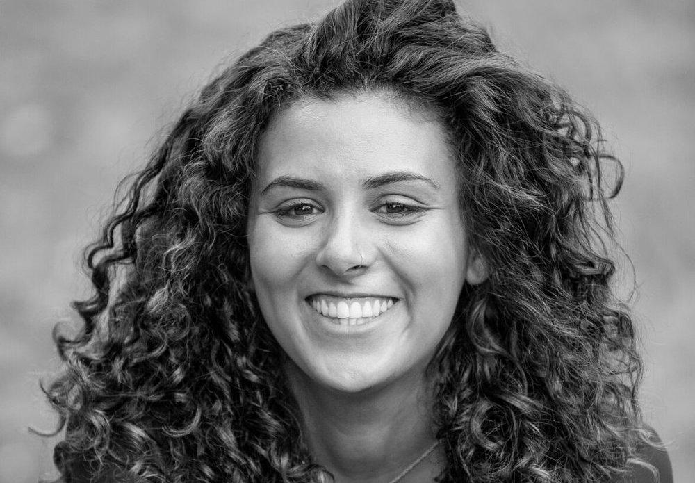Iman Amrani journalism women under 30