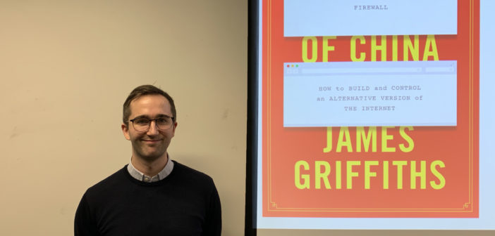 James Griffiths on China censorship