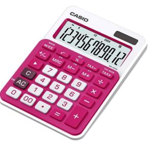 PINK CALCULATOR £8